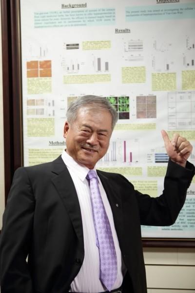 台灣養肝丸之父李深浦醫師養肝產品推向國際
