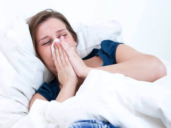 傷風感冒調氣順 助你迅速恢復健康