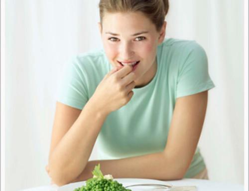 好好吃飯 克服過敏性鼻病