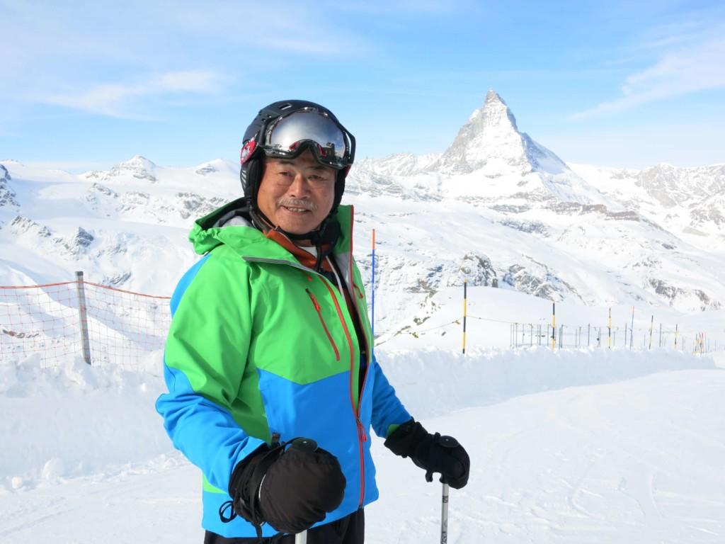 李深浦醫師滑雪
