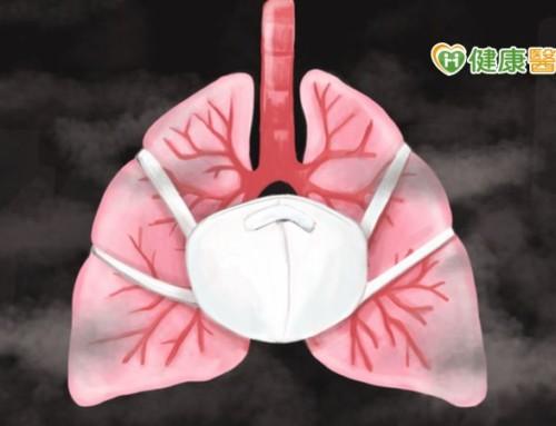對抗新冠肺炎 中醫藥提升肺功能是強項