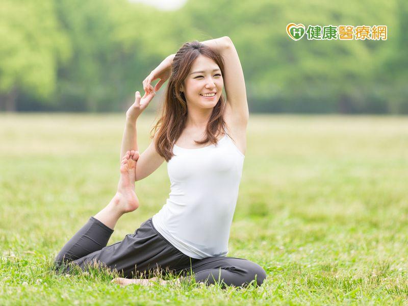 瑜伽與太極拳 由內而外強健筋骨肌肉