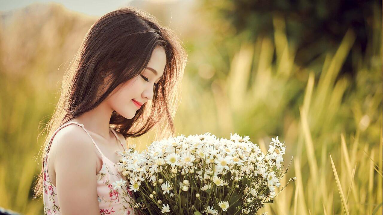 beauty asia girl