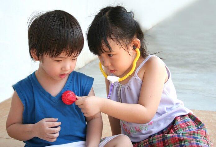 兒童體質變化 從碰觸皮膚那刻開始