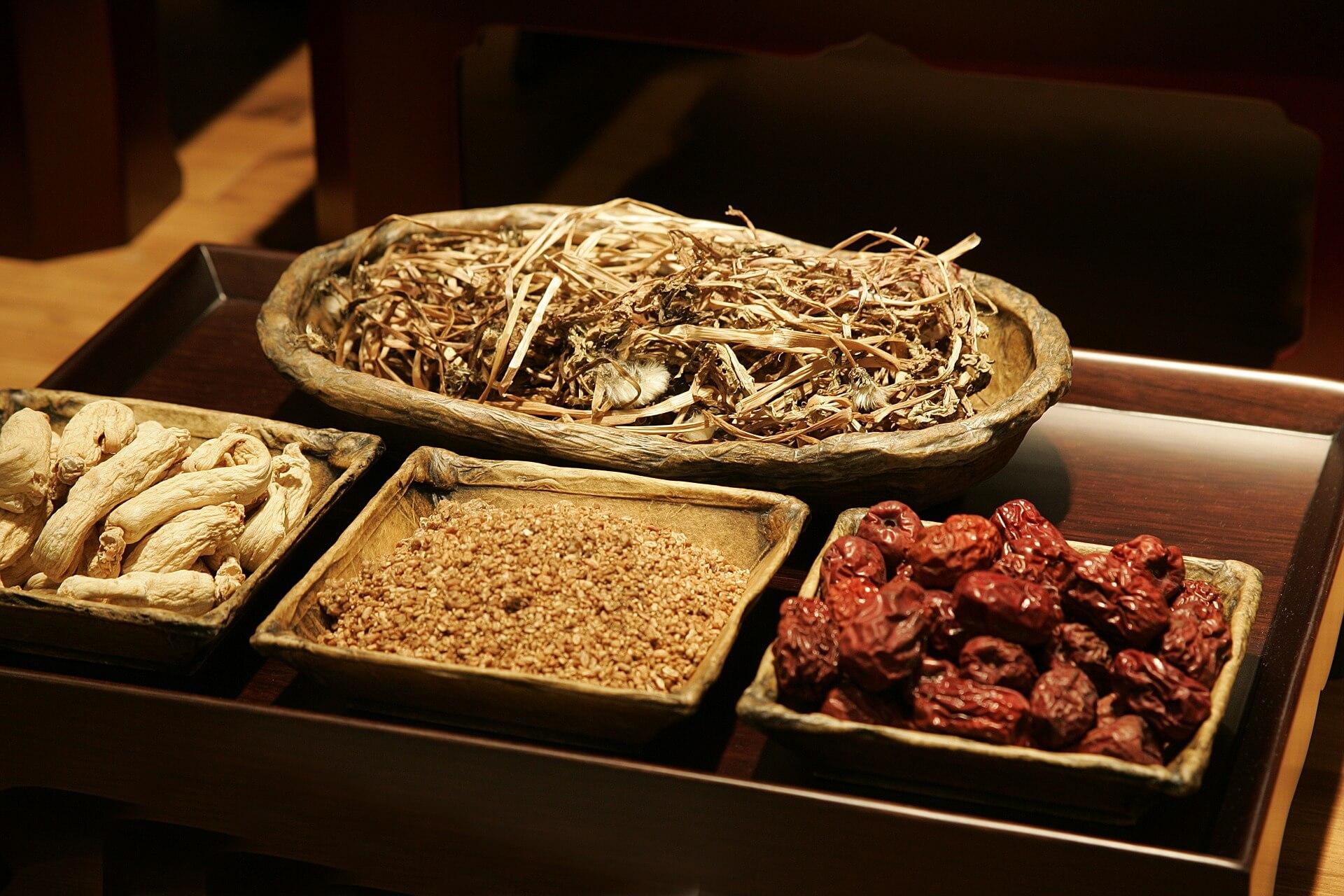 亙 古 三 千 年,中 藥 起 源 和 科 學 演 進