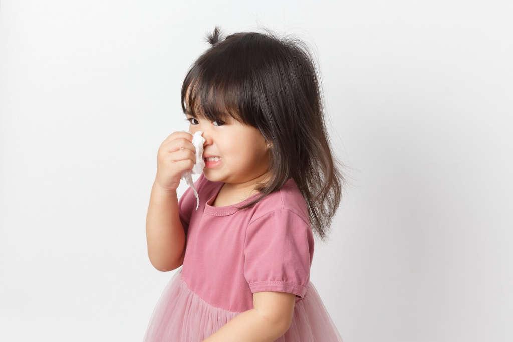鼻過敏-改善體寒為上策